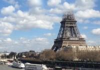 La Tour Eiffel bientôt démontée