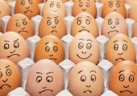 La réconciliation des œufs brouillés