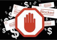 Adblock : la publicité est désormais autorisée