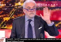 Pascal Praud, journaliste de l'année 2021